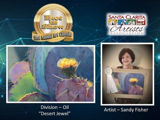Best in Show: Desert Jewel by Sandy Fisher