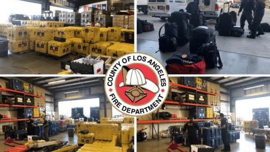 LACoFD Urban Search and Rescue Program