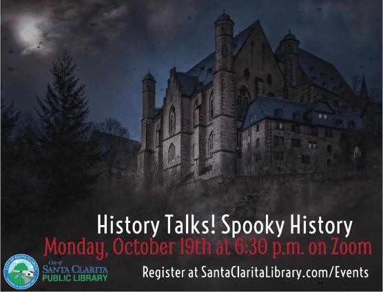 Spooky History
