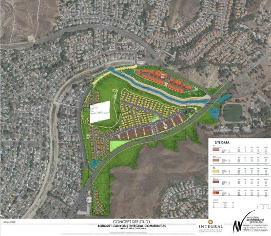 bouquet canyon housing project