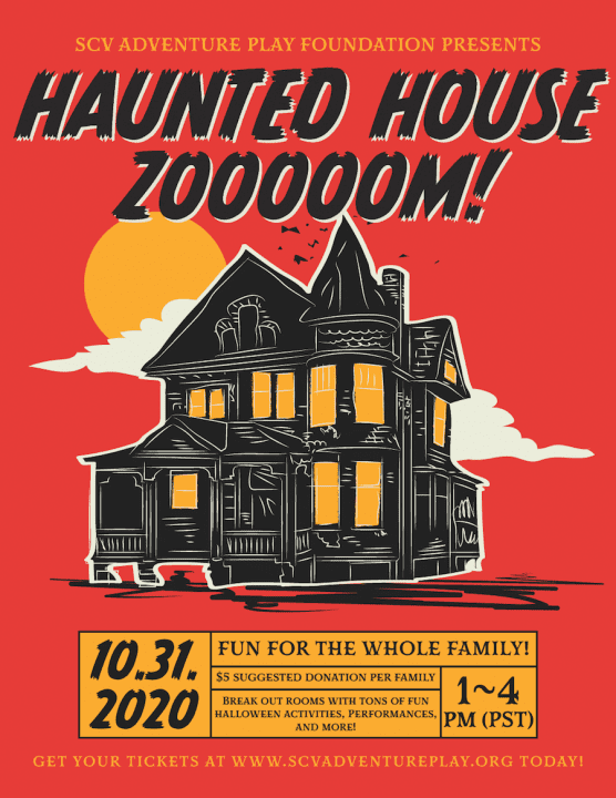 Zoo Haunted House