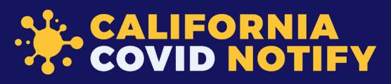 California COVID Notify