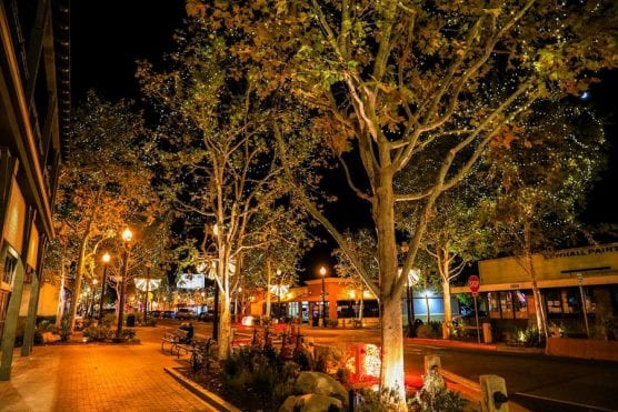 Downtown Newhall
