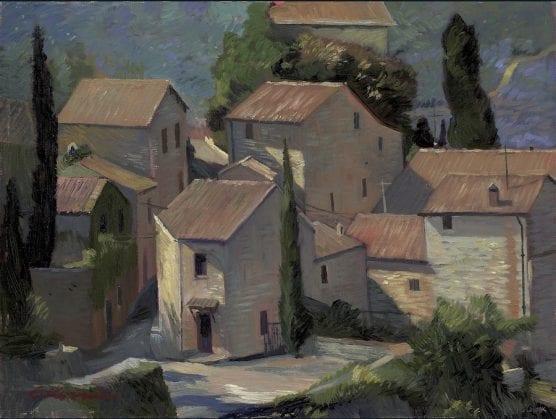 Chuck Kovacic's Tuscan Corner