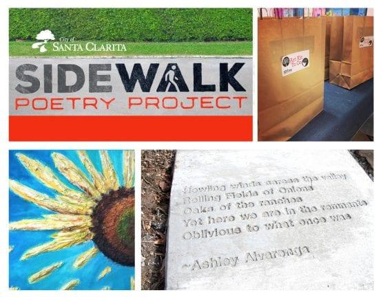 Sidewalk Poetry