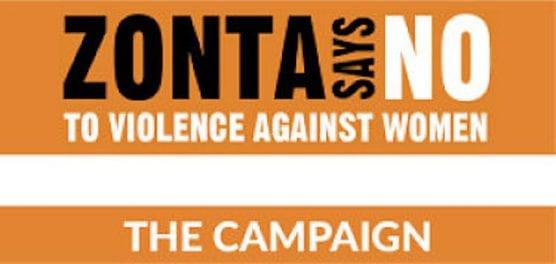 Zonta Say No Campaign