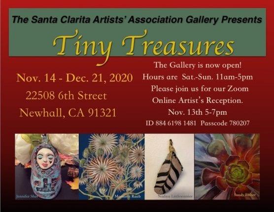 Tiny Gallery Exhibit