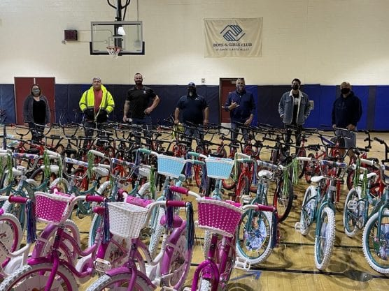 Chiquita Canyon Bike Delivery