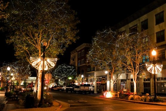 Holidays Downtown Newhall