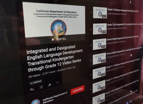 Integrated and Designated English Language Development (ELD) Video Series