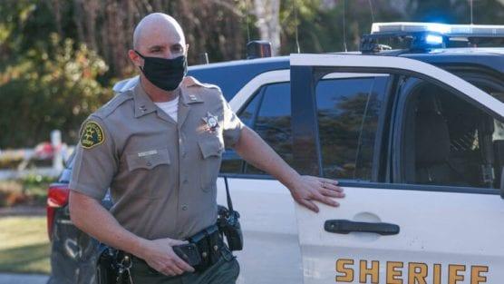 SCV Sheriff's Captain Justin Diez