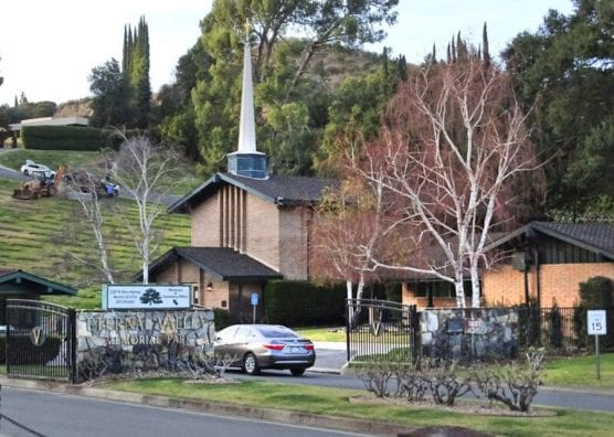 Chapel of the Oaks in Newhall