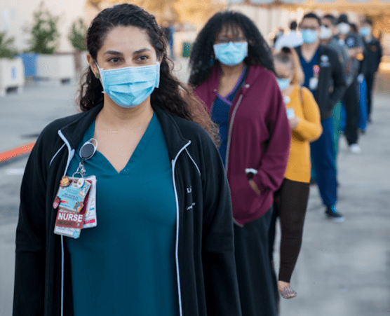 LA County COVID-19 Vaccine