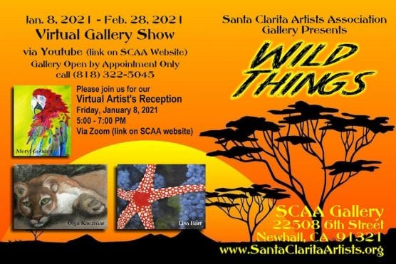 Virtual Wild Things Gallery Reception