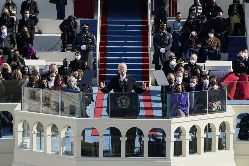 SCVNews.com | Biden Inauguration: 'This Is Democracy ...