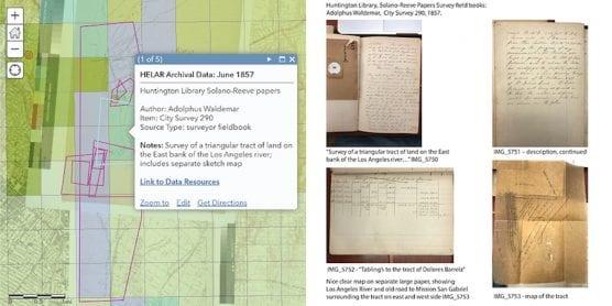 CSUN Historical-maps