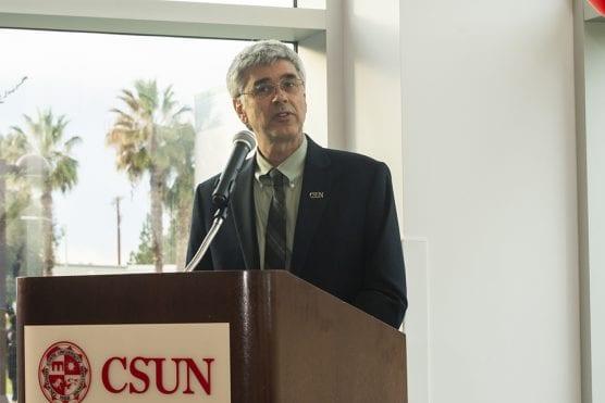 CSUN Vice Provost Matthew Cahn