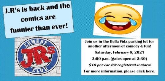 Senior Center February Events