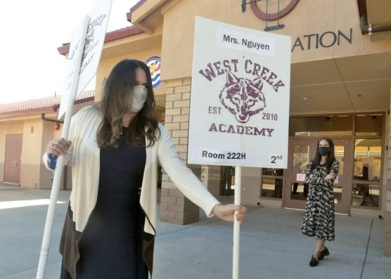 schools reopening