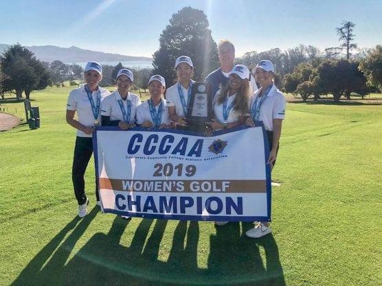 COC Women's Golf
