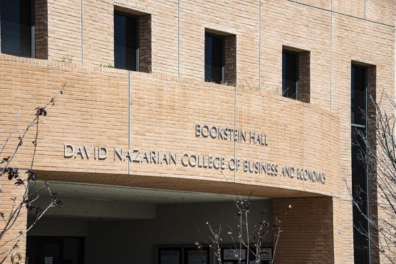 CSUN Nazarian College of Business and Economy Building