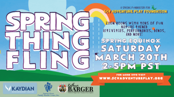 Spring Thing Fling Adventure Play Foundation