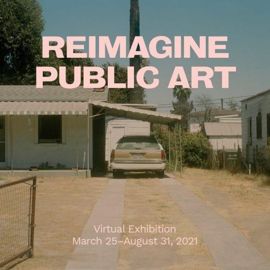 'Reimagine Public Art' Virtual Exhibition
