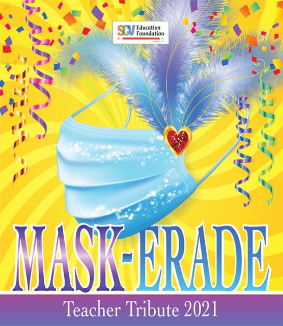 37th annual teacher tribute mask-erade