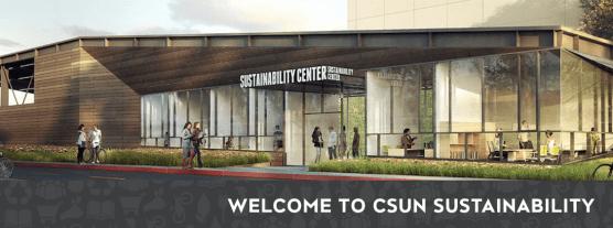 CSUN Sustainability Center