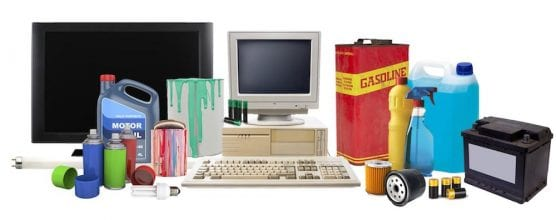 E-Waste/HHW Roundup Santa Clarita