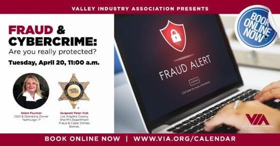 VIA Fraud & Cybercrime Virtual Series