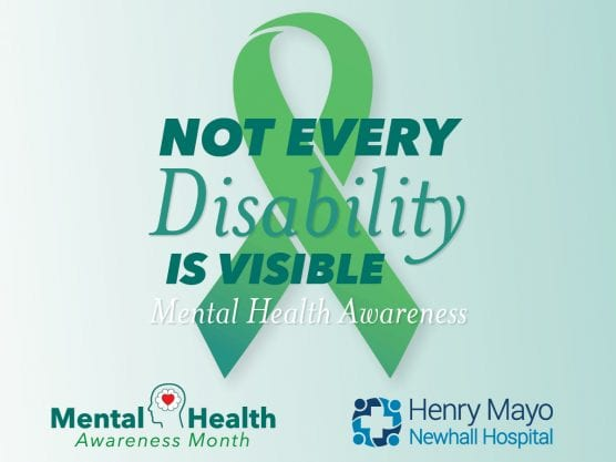 Mental Health Awareness Month Henry Mayo