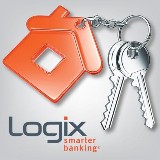 Logix Housekey logo