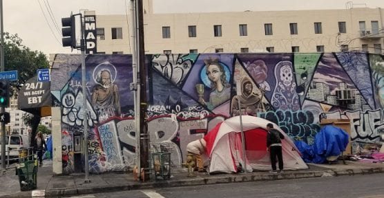 Judge Denies Bid to Delay Order to House LA Homeless