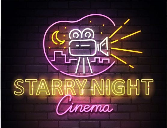 Starry Night Cinema, a drive-in movie experience