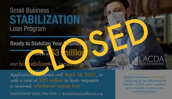 stabilization loan