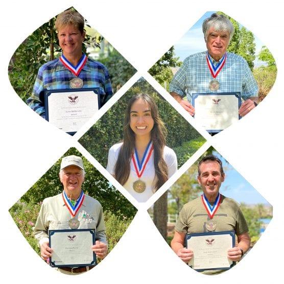national volunteers week awards