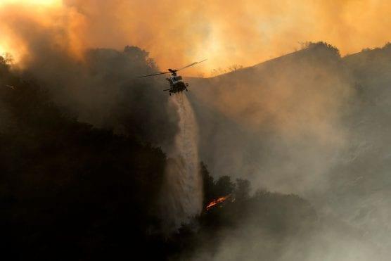 arson suspect palisades fire