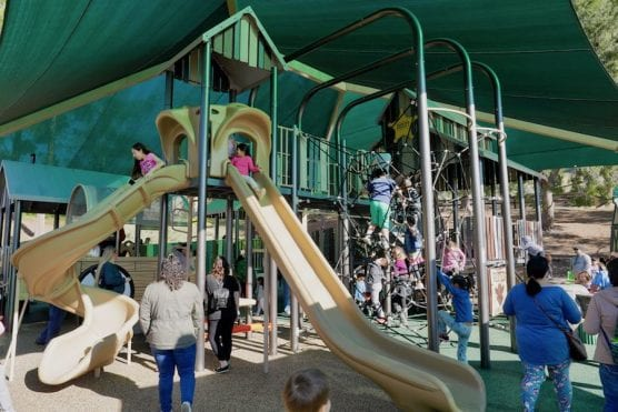 Canyon Country Inclusive Play Area