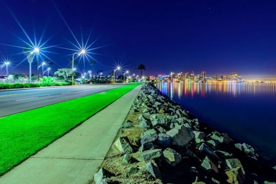 Brian McClean Starry Night Harbor Island Release