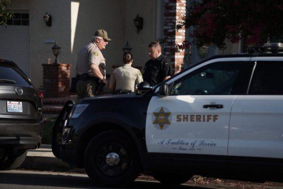 SCV Sheriff's Respond to Shooting
