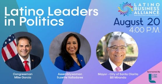Latino Leaders in Politics