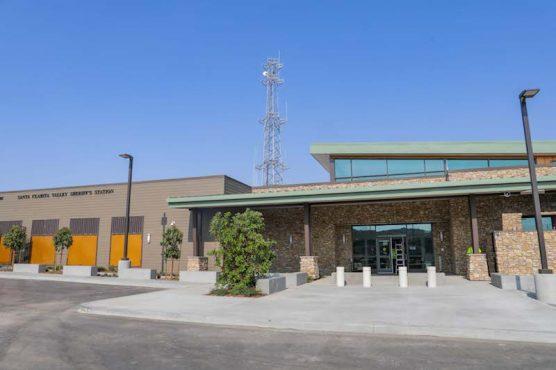 New SCV Sheriff's Station