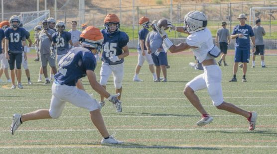 Saugus High School football team