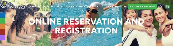 LA County Online Registration