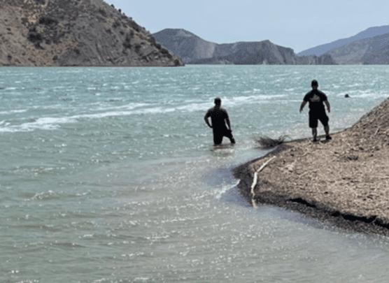 Searchers Pyramid Lake