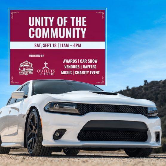 Unity of the Community