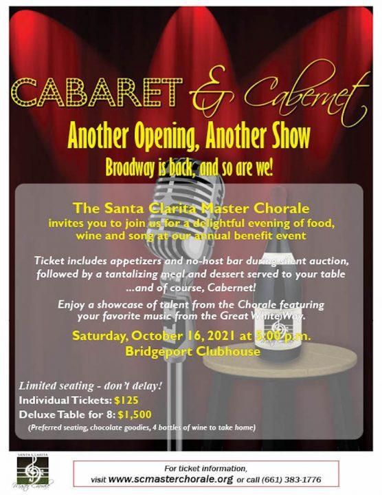 Cabaret and Cabernet