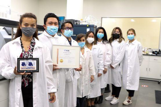 Lief Labs Quality Control Team