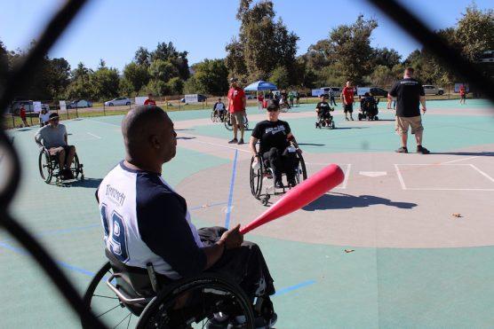Triumph's Over-the-Line Baseball Tourney